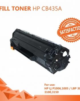 Refill Toner HP 35A