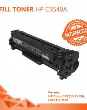 Refill Toner HP 40A