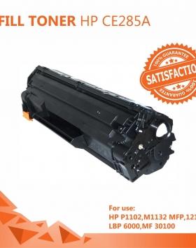 Refill Toner HP 85A