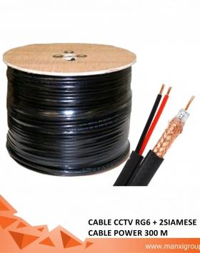 Kabel CCTV RG6 300 M