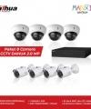 Paket Dahua 8 CCTV